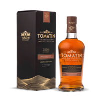 TOMATIN AMONTILLADO SHERRY FINISH 12YO 2006 46% 70CL