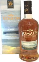 "TOMATIN FIVE VIRTUES ""WATER"" 46% 70CL"