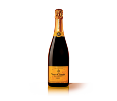 VEUVE CLIQUOT YELLOW LABEL 12% 75CL VV