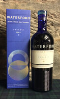 WATERFORD GAIA 1.1 IRISH SINGLE ORGANIC MALT WHISKY 50% 70CL