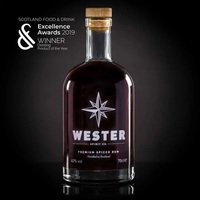 WESTER SPICED RUM 40% 70CL