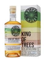 WHISKY WORKS KING OF TREES WAVE 1 10YO HIGHLAND BLENDED MALT 46.5% 70CL