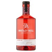 WHITLEY NEILL RASPBERRY GIN 43% 70CL