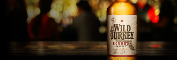WILD TURKEY 81 40.5% 70CL
